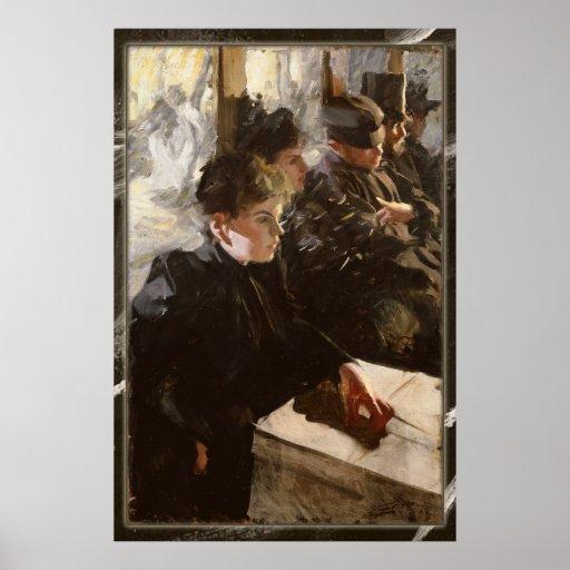 Anders Zorn - Omnibus CC0276 Poster
