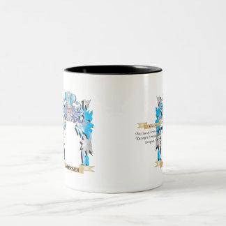 Andersen Coat Of Arms Coffee Mug