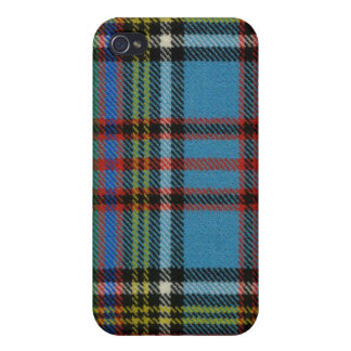 Anderson Ancient Tartan iPhone 4 Case