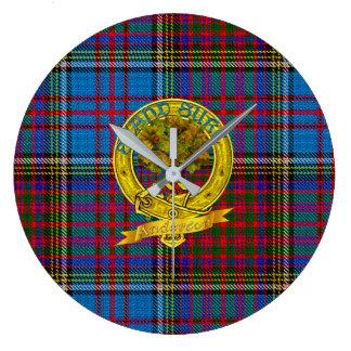 Anderson Clan Clock