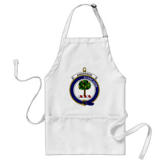 Anderson - Clan Crest Adult Apron