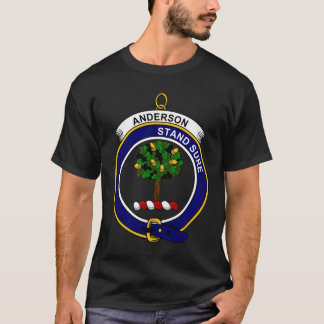 Anderson - Clan Crest T-Shirt