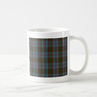 Anderson Clan Family Tartan Coffee Mug