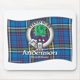 Anderson Clan Mouse Pad