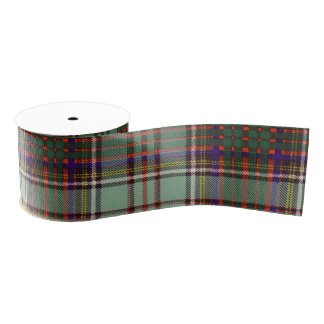 Anderson clan Plaid Scottish tartan Grosgrain Ribbon