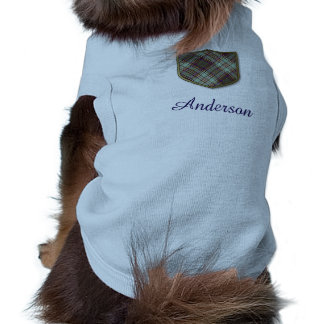 Anderson clan Plaid Scottish tartan T-Shirt