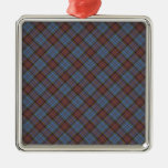 Anderson Clan Tartan Designed Print Ornament