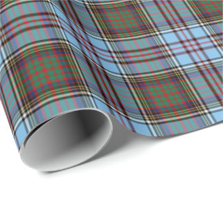 Anderson Clan Tartan Wrapping Paper
