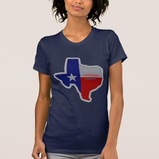 Anderson County Tee Shirt
