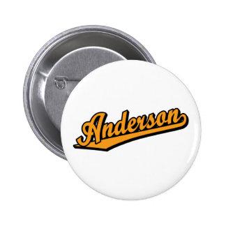 Anderson en naranja pin