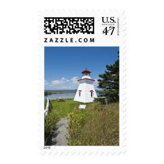 Anderson Hallow Lighthouse in Riverside-Albert, Postage