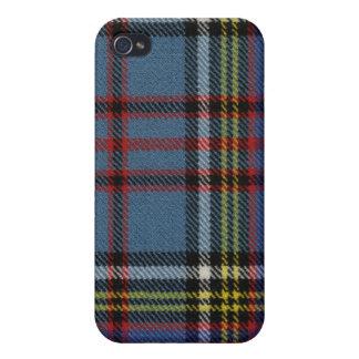 Anderson Modern Tartan iPhone 4 Case