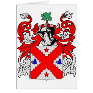 Anderson (Scottish) Coat of Arms Card