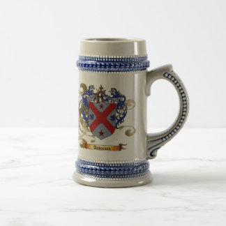 Anderson Shield / Coat of Arms Beer Stein