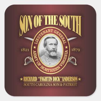 Anderson (SOTS2) Square Sticker