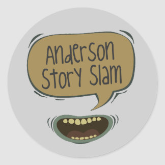 Anderson Story Slam stickers