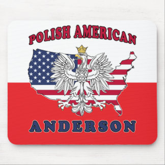 Anderson Texas Polish American Mouse Pad