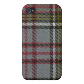 Anderson Weathered Tartan iPhone 4 Case