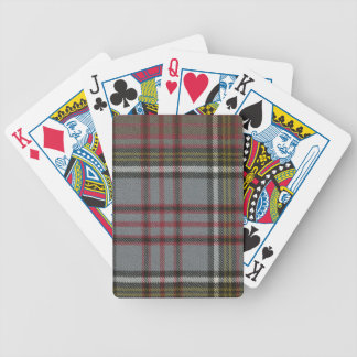 Anderson Weathered Tartan Playing Cards