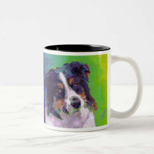 Anderson's Allie Two-Tone Coffee Mug