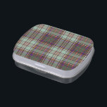 """andersonsquare.jpg jelly belly candy tin<br><div class=""""desc"""">A lovely design based on the real Scottish tartan</div>"""