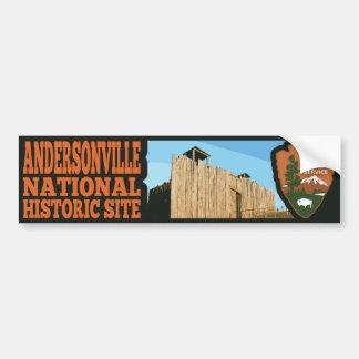 Andersonville National Historic Site Bumper Sticker