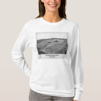 Andersonville Prison by John L Ransom T-Shirt