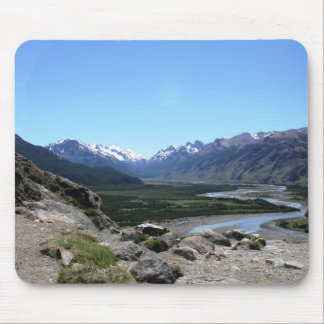 Andes Range, Patagonia Mouse Pad