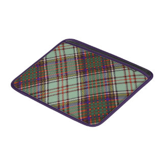 Andison clan Plaid Scottish kilt tartan MacBook Air Sleeves