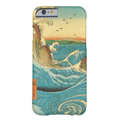 Ando Hiroshige  Navaro Rapids iPhone 6 Case