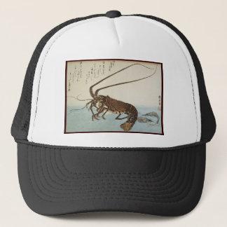 Ando Hiroshige Sheet Lobster and Shrimps Trucker Hat
