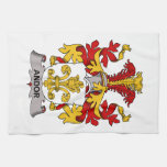 Andor Family Crest Kitchen Towels