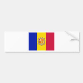 Andorra AD Bumper Sticker