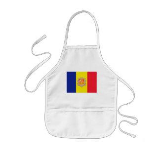andorra kids' apron
