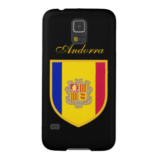 Andorra Flag Cases For Galaxy S5