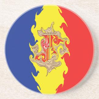 Andorra Gnarly Flag Coaster