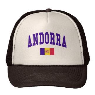 ANDORRA TRUCKER HAT