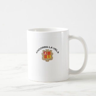 Andorra la Vela Coffee Mug