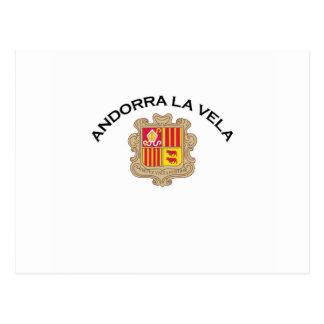 Andorra la Vela Postcard