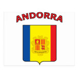 Andorra Tarjeta Postal