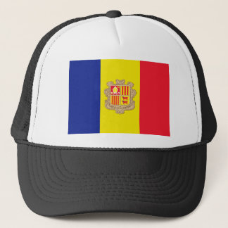 andorra trucker hat