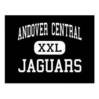 Andover Central - Jaguars - High - Andover Kansas Postcard