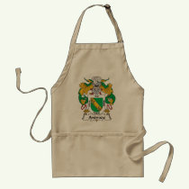 Andrade Family Crest Apron