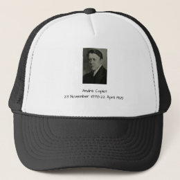 Andre Caplet Trucker Hat