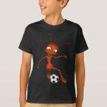 Andre el fútbol de la hormiga playera