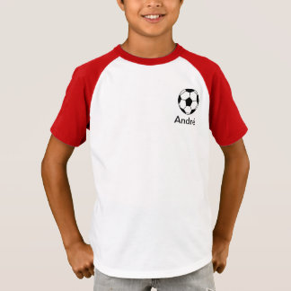 Andre Futebol soccer T-Shirt