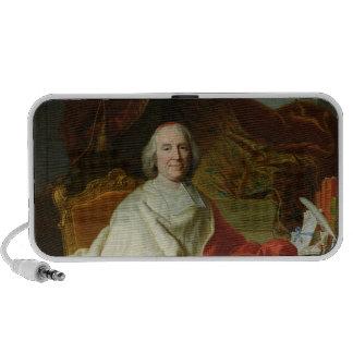 Andre Hercule de Fleury 1728 Altavoz De Viajar