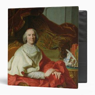 Andre Hercule de Fleury 1728 3 Ring Binder
