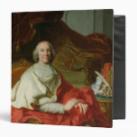 Andre Hercule de Fleury  1728 Vinyl Binder