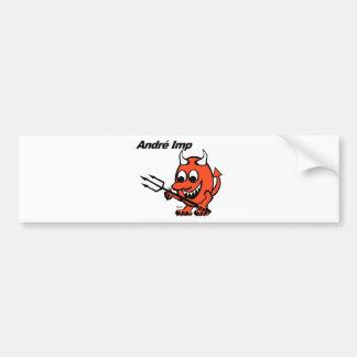 Andre Imp Collection #1 Bumper Sticker